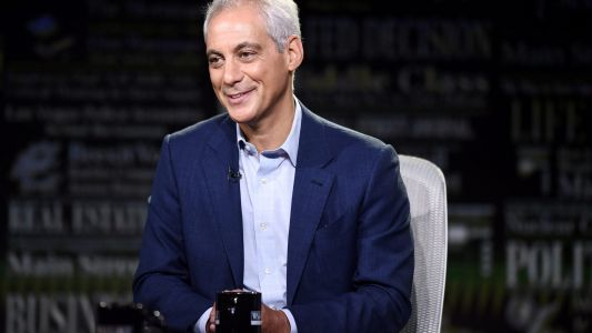 Former Chicago Mayor Rahm Emanuel May Lead Department Of Transportation Under Biden Administration