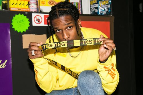 A$AP Rocky Announces One-Off Show in Sweden