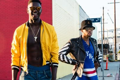 LA Lakers Julius Randle & D'Angelo Russell Play Dress up and Style in the NBA