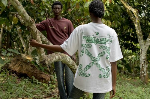 Off-White™, Daily Paper and Surf Ghana Launch Charitable Skate Park Capsule Collaboration