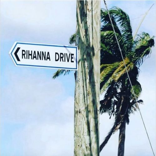 Everyone wants to move to the road renamed after Rihanna