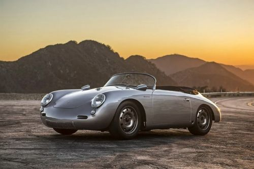 Rod Emory's Latest Porsche Outlaw Draws From the 356