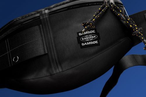 Samsøe Samsøe Links With Eastpak for a Lesson In Functional Simplicity