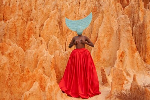 The Angolan artist who uses the power of photography to overcome trauma