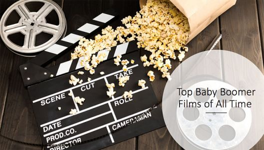 Top ten baby boomer films of all time