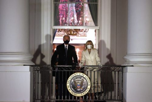 First Lady Dr. Jill Biden's Gabriela Hearst Inauguration Outfit Subtly Paid Homage to U.S. States and Territories