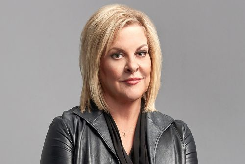 Fiery pundit Nancy Grace is back to fight 'Injustice' on Oxygen