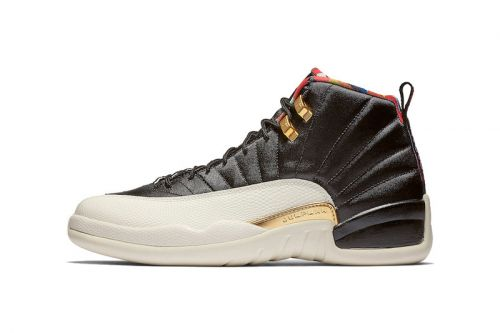 """Here's a Clean Look at the Air Jordan 12 """"Chinese New Year"""""""