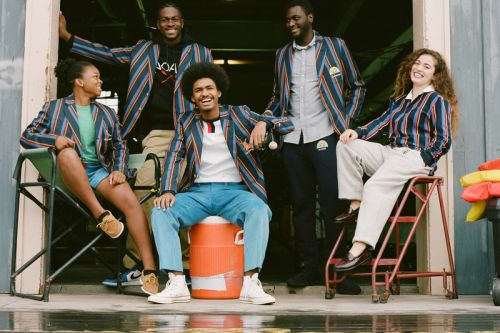 NOAH Joins Rowing Blazers for Next-Generation Ivy League Looks
