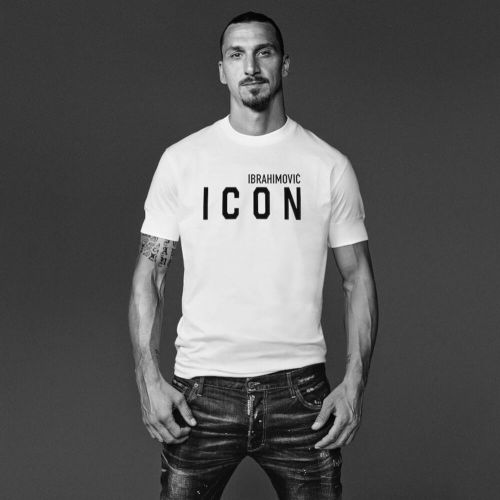 Zlatan Ibrahimović Talks Us Through His New Dsquared2 Collab
