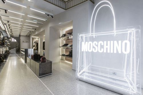 Moschino Accused of Profiling Black Customers in Lawsuit