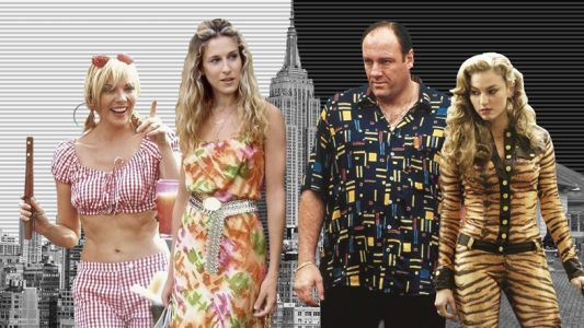 Sex and the City vs The Sopranos: which show wins in the style stakes