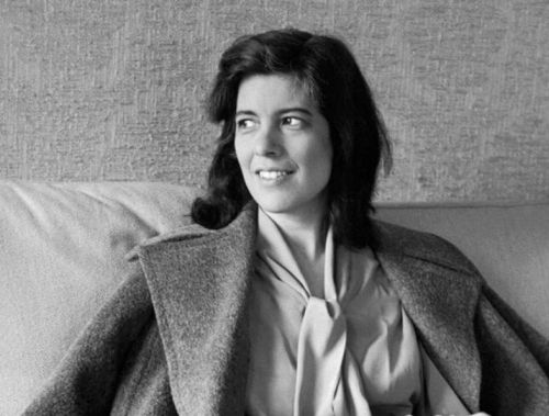 Susan Sontag wrote her husband's book, a new biography claims