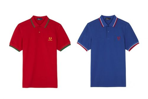 Fred Perry Commemorates the 2018 FIFA World Cup With Country Shirts Collection
