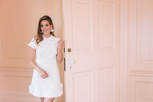 Julia Engel, the Blogger Behind Gal Meets Glam, Launches Her Own Fashion Line