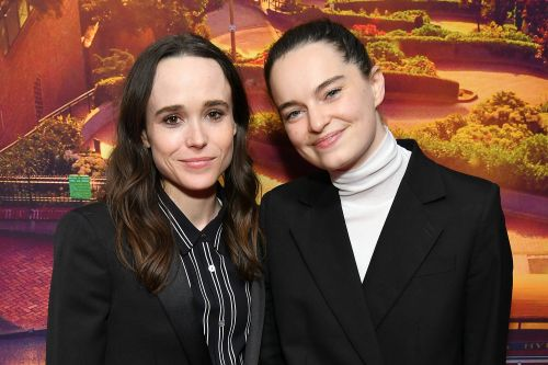 Elliot Page's wife, Emma Portner, 'so proud' he came out as transgender