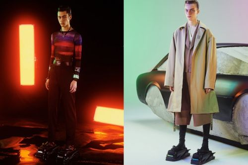 AMBUSH Sets Its SS20 Collection in a Futuristic Neon Daze