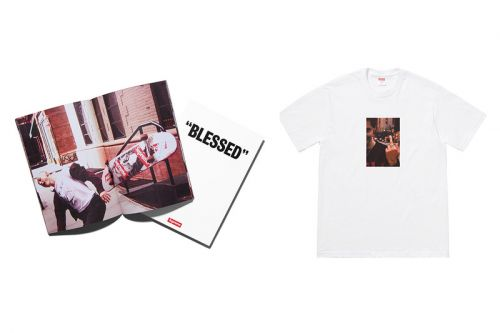 "Supreme ""BLESSED"" DVD Releasing as T-Shirt and Photobook Set"