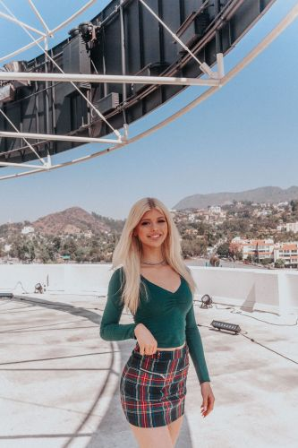 Loren Gray opens up about being vulnerable, growing up quickly and falling in love with singing