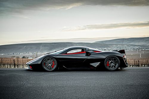 SSC North America Debuts Its Latest Creation: The 2020 Tuatara Hypercar