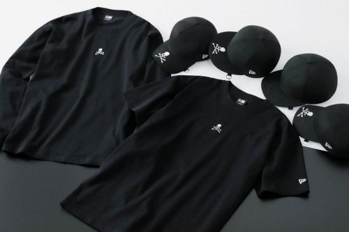 Mastermind JAPAN & New Era Release All-Black Capsule Collection