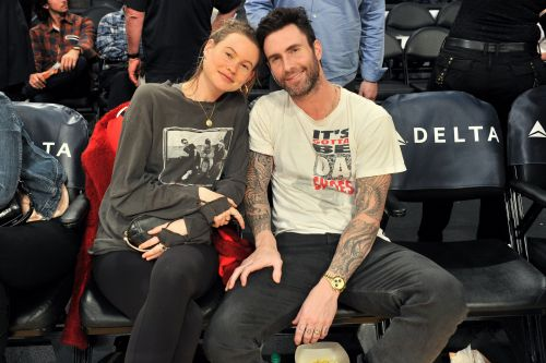 Adam Levine and Behati Prinsloo Welcome Baby No. 2, and She Also Has an ~Interesting~ Name