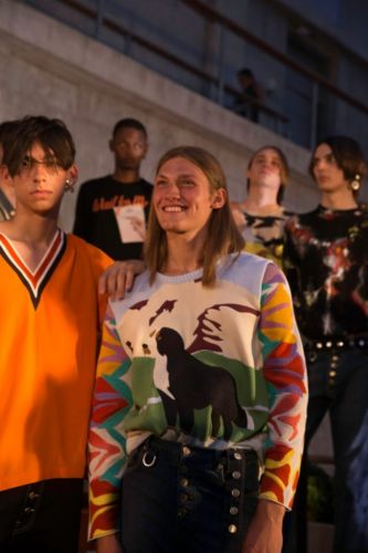Linder Spring Summer 2019: New York Fashion Week Men's