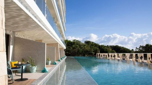 You've Gotta See This Socially Distant Wellness Escape In the Heart of Riviera Maya