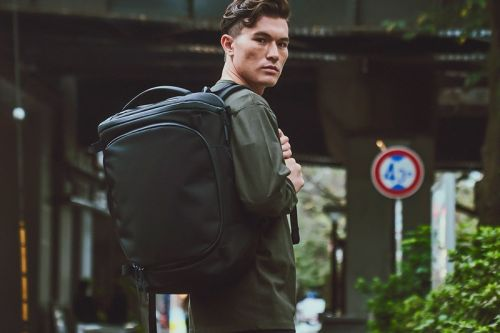 Aer & nine hours Come Together for Travel-Focused Capsule