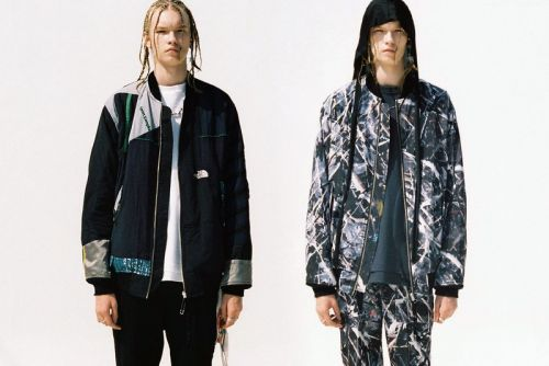 Gakuro FW19 Provides Slashed Menswear and Patchwork Sportswear