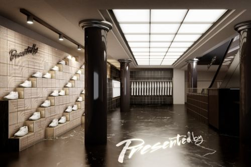 Presentedby to Open Sneaker Boutique Inside Paris' Le Bon Marché