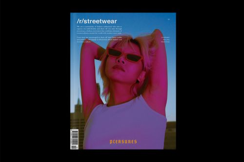 '/r/streetwear' Magazine Returns for Second Issue