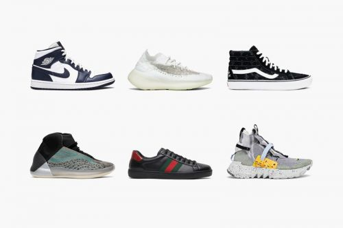 GOAT Rounds Up Its Best Black Friday Sneaker Deals