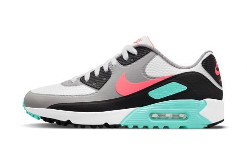 Nike Air Max 90 Golf to Release In 'Miami Vice'-Inspired Colorway