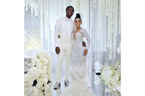 Everyone at Gucci Mane and Keyshia's Wedding Wore White