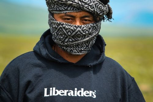 Liberaiders Takes to the Tibetan Steppe to Showcase Its 2017 Fall/Winter Collection