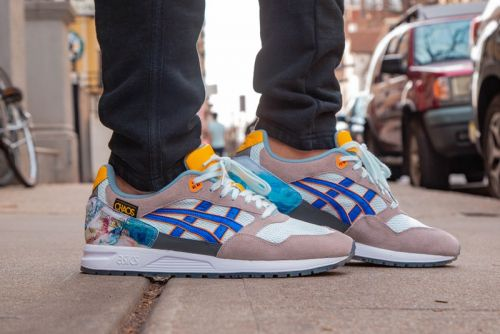 First Look at Vivienne Westwood x ASICS Ethereal GEL-Saga Collaboration
