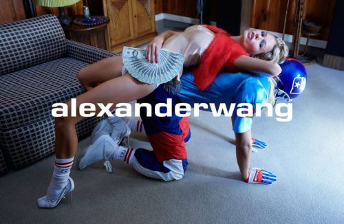 Alexander Wang's First Campaign Post-Rebrand Is All About Subversive Americana