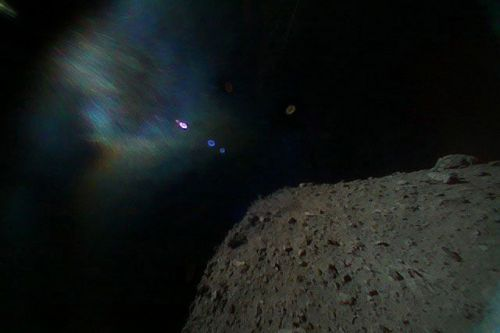 Japan Becomes First Nation to Successfully Land Rovers on Asteroid, Robots Send Back Images