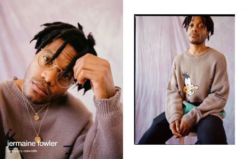 Interview   jermaine fowler