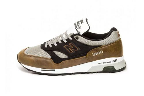 """New Balance 1500 Receives a Cozy """"Forest Green"""" Colorway"""