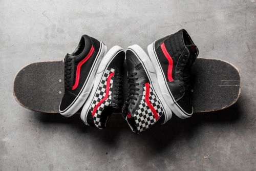 Vans & Shoe Palace Team up for 25th Anniversary Release