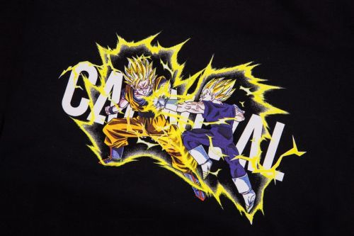 CARNIVAL Teams up With Akira Toriyama & 'Dragon Ball Z' on a Capsule Collection