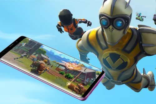 """'Fortnite' Beta for Android and Exclusive """"Galaxy"""" Skin Now Live"""