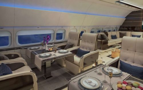 Private Jet Interior Designers You Need to Know