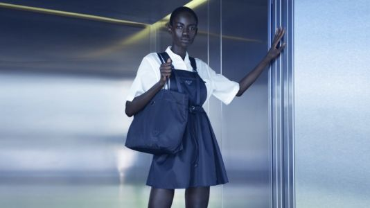 Prada expands its Re-Nylon collection to ready-to-wear fashion