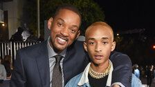 Will Smith Hilariously Calls Out Son For Being Super Late To 'Aladdin' Premiere