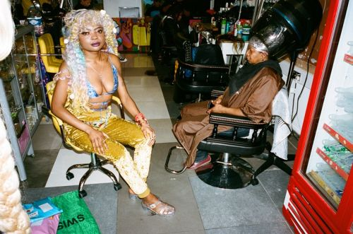 Meet the owner of Brixton's colourful hair shop Studio Catface