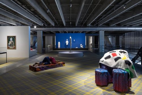 Lucy McKenzie & Beca Lipscombe Explore Systems of Fashion in Moscow Exhibition