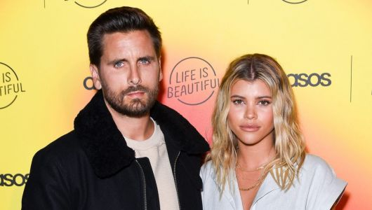 Coy Couple Alert! Scott Disick and Sofia Richie Get NSFW With Some ~Instagram Flirting~